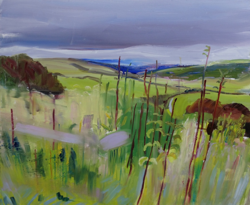 Paintings of the Cuckmere Valley